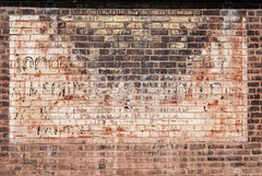 True Ghost (PAJ880) Tags: ghost sign pawtucket ri rhode island brick faded