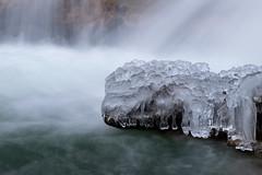 mystic river (husiphoto) Tags: wasser water eis ice winter bach creek fels rock natur nature kalt cold outside nikon d750 nikkor landschaft landscape