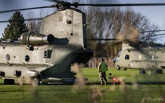 ZK553 and ZK563 (Mark Holt Photography - 8 Million Views (Thanks) Tags: zk553 zk563 boeing vertol chinook hc6 boeingvertolchinookhc6 royalairforce altcarriflerange