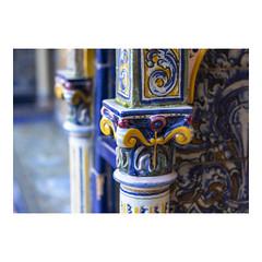 Plaza de España (P.P.Sanchez) Tags: plazadeespaña sevilla cerámica colores