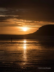 Sunset over Caswell Bay 2019 01 25 #39 (Gareth Lovering Photography 5,000,061) Tags: sunset sun sunny sunshine caswell gowercoast gower swansea wales seaside landscape beach walescostalpath olympus penf garethloveringphotography