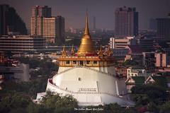The Golden Mount (Wat Saket) (nat_panviroj) Tags: