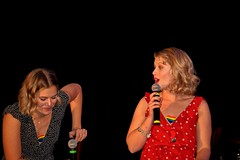 Q&A with Rose Reynolds & Tiera Skovbye_42 (annechakm) Tags: onceuponatime ouatabc ouatconvention ouat ouatbur ouatburbank alice robin margot targot tilly tieraskovbye rosereynolds enchantedforest hyperionheights season7