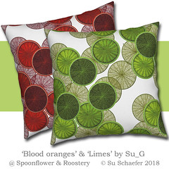 'Blood oranges' + 'Limes by Su_G': cushions mockup (Su_G) Tags: sug 2018 bloodorangesbysug cushions mockup limesbysug pillows pillow cushion roostery spoonflower spoonflowercontest homedecor softfurnishing interiordecor citrus limes bloodorange lime bloodoranges redandgreen bloodorangeslimesbysug