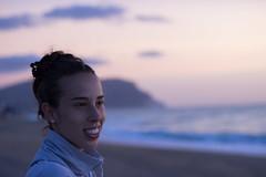 Alba al mare (Martiale) Tags: conero marche alba mare spiaggia dawn sea shore ritratto panorama seascape cloudscape