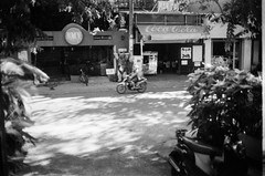 expired ilford pan 100 with red filter-35 (jovenjames) Tags: 2018 vietnam saigon yashica electro 35 gx expired ilford pan 100 bw 35mm film analog red filter monochrome