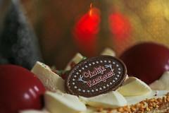 Yummy  ;-) (eleni m) Tags: yummy delicious cake xmastree dof chocolate whippedcream food xmas bokeh