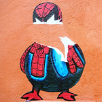 Torned pasted paper by Alex Nihilo [Lyon, France] thumbnail