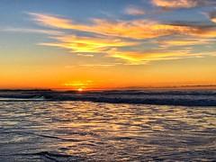 Asilomar State Beach Sunset, Pacific Grove California (Nancy D. Brown) Tags: asilomarstatebeach pacificgrove california beach
