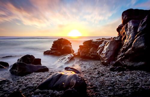 Sunset Réunion Island