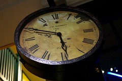 Timeless (jennbastian) Tags: time antique clock vintage