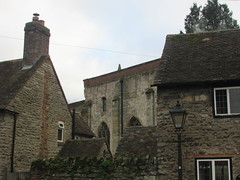 Much Wenlock Shropshire... (Marie on Flickr) Tags: much wenlock shropshire market town cottage holy trinity church
