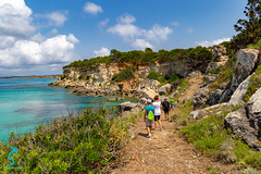 Pianosa 19703 (Roberto Miliani / Pelagos.it) Tags: pianosa isola hiking trekking walking elbe island ile camminare parconazionale arcipelagotoscano toscana tuscany toskana