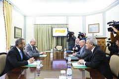 Rui Rio recebe a Fundação AIP na Sede Nacional