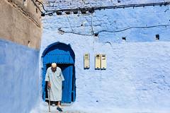 C H A M E L E O N (MadMonkey84) Tags: morocco maroc travel africa street chameleon city old man autumn light