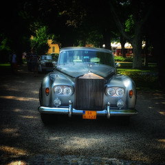 Rolls (pentek.tamas) Tags: rollsroyce oldtimer autó car balatonfüred emily magyarország hungary apple iphone 6s snapseed