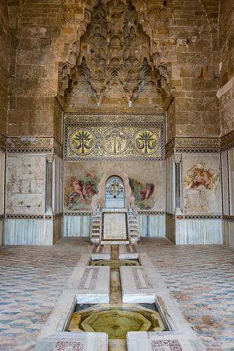 Sizilien 2018 - Palermo - Castello della Zisa