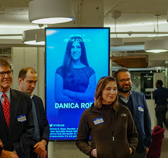2018.12.05 Danica Roem Reception, Washington, DC USA 08904