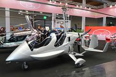 ELA  07-Scorpion (QSY on-route) Tags: ela 07scorpion aero friedrichshafen 2018 fdh edny 18042018