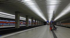 Olympiazentrum (jrw080578) Tags: underground germany deutschland bavaria bayern munich münchen ubahn