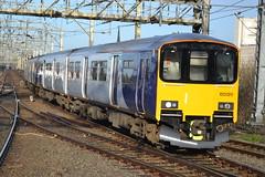 Arriva Northern Class 150/1 150120 & 150204 - Stockport (dwb transport photos) Tags: arriva northern dmu 150120 stockport