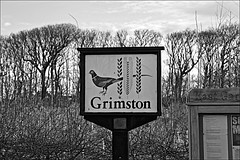 Grimston  Monochrome (brianarchie65) Tags: grimston holderness sign trees buildings monochrome blackandwhite blackandwhitephotos blackandwhitephoto blackandwhitephotography blackwhite123 blackwhiterealms unlimitedphotos ngc flickrunofficial flickr flickrcentral flickrinternational ukflickr brianarchie65 geotagged canoneos600d eastyorkshire