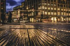 Place du Dam (Oash_Dany) Tags: amsterdam holland longexposure nightshot
