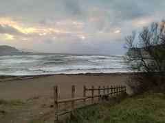 Mar Brava en Algorta (eitb.eus) Tags: eitbcom 2068 g1 tiemponaturaleza tiempon2019 invierno bizkaia getxo carlosmerino