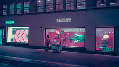 21,828 (Panda1339) Tags: 28mm scifi london ldn purple streetphotography futuristic uk soho mayfair
