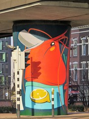 Danny Rumbl / Rotterdam - 13 feb 2019 (Ferdinand 'Ferre' Feys) Tags: rotterdam holland thenetherlands nederland streetart artdelarue graffitiart graffiti graff urbanart urbanarte arteurbano ferdinandfeys ready2rumbl