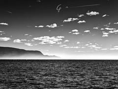 White Horizon... (Beppe Cavalleri - www.beppecavalleri.com) Tags: lakegada blackwhite landscape fujifilmgfx50r beppecavalleri beautiful wwwbeppecavallericom cloudy cloud fujinon1102 bw fog lake wonderful sky sea