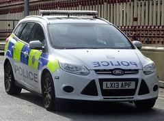 British Transport Police (LX13 APF) (ferryjammy) Tags: police btp c309 britishtransport lx13apf