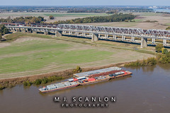 Mississippi River | Arkansas (M.J. Scanlon) Tags: business capture cargo commerce dji digital drone engine freight haul horsepower image impression landscape locomotive logistics mjscanlon mjscanlonphotography mavik2 mavik2zoom memphis merchandise mississippiriver mojo move mover moving outdoor outdoors perspective photo photograph photographer photography picture quadcopter rail railfan railfanning railroad railroader railway scanlon steelwheels super tennessee track train trains transport transportation view wow ©mjscanlon ©mjscanlonphotography marion arkansas unitedstates us harahanbridge friscobridge memphisarkansasbridge