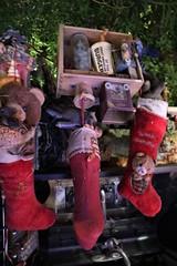 November 22, 2018 (75) (gaymay) Tags: socks christmassocks california desert gay love palmsprings riversidecounty coachellavalley sonorandesert thanksgiving robolights sculptures art bizarre lights