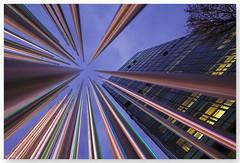 point of view (lichtauf35) Tags: perspektive pov munich2018 lightslines g7x lookingup lightroom acdsee powershot sky bluehour theperfectx fraunhofergesellschaft 50favs 1000views lichtauf35