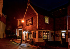 The Grove Tavern (tsbl2000) Tags: nikond810 nikon2870mmf28d tunbridgewells thegrovetavern nightscape