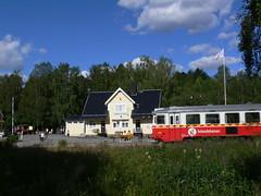 00169 vilhelmina stationshuset (What about the Arctic 3) Tags: 2006 inlandsbanan sverige sweden vilhelmina