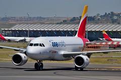 DSC_6104 (djwilliams1990) Tags: madrid spain aviation airport airplanes aircraft adolfosuarez barajas espana aeroporto