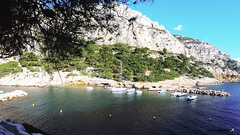 Reconnaissance falaise de la voile novembre 2018_00023 (akunamatata) Tags: calanques reconnaissance national park novembre 2018 provence france trailrunning