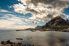 Å i Lofoten (Thom O.) Tags: ifttt 500px norway lofoten landscape mountains sea nature clouds light nikon north