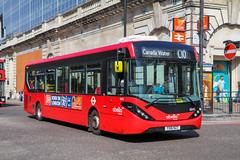 Abellio London 8845 YX16NZT (busmanscotland) Tags: yx16nzt yx16 nzt abellio london 8845 ad adl alexander dennis e20d enviro200 enviro 200 mmc
