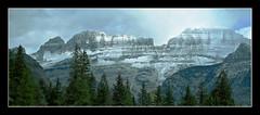 Glacier Park's Magnificent Garden Wall (sjb4photos) Tags: montana glaciernationalpark gardenwall continentaldivide rockymountains