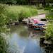 La pêche - Parc de la Beaujoire (Nantes)