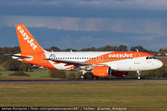 OE-LQX | Airbus A319-111 | easyJet Europe (james.ronayne) Tags: oelqx airbus a319111 easyjet europe aeroplane airplane plane aircraft aviation jet flight flying london luton ltn eggw canon 80d 100400mm raw