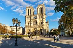 Kathedrale Notre-Dame de Paris (Matthias Hertwig) Tags: matthias hertwig kathedrale notre dame paris frankreich architektur stadt laterne sony a6000