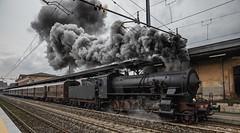 1S0A7875 (maxxxmat) Tags: canon eos 5d maxxxmat massimiliano maxxxmatgmailcom serchio toscana italia paese storia storico mura fortezza medioevo lucca vapore treno rotaie vaporiera
