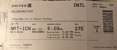 "2016-07-06-seoul-plane-ticket_41803697754_o • <a style=""font-size:0.8em;"" href=""http://www.flickr.com/photos/109120354@N07/45265203665/"" target=""_blank"">View on Flickr</a>"