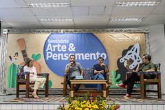 MOSTRA SESC CARIRI - SEMINARIO ARTE E PENSAMENTO   FOTO: RIBAMAR NETO (sescceara) Tags: 2018 artes cariri mostra pensamento seminário sesc