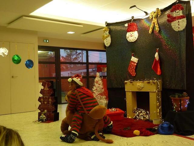 Le service Petite enfance est passé à l'heure de Noël !