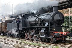 1S0A7817 (maxxxmat) Tags: canon eos 5d maxxxmat massimiliano maxxxmatgmailcom serchio toscana italia paese storia storico mura fortezza medioevo lucca treno vaporiera rotaie vapore caldaia locomotore